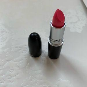 NEVER USED Mac lipstick. Pink pearl pop